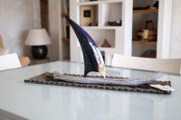 Vela in madreperla - oggetto artigianato sardo, B&B Le Stanze di Patika