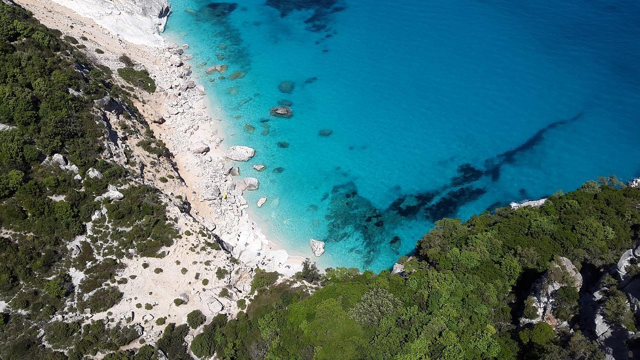 Cala Goloritzé, spiagge Ogliastra, Sardegna